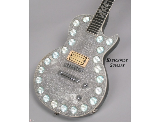 Ace Frehley Custom UFO Light Up Les Paul