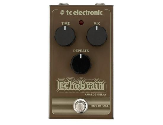 TC Electronic Echobrain Delay Pedal