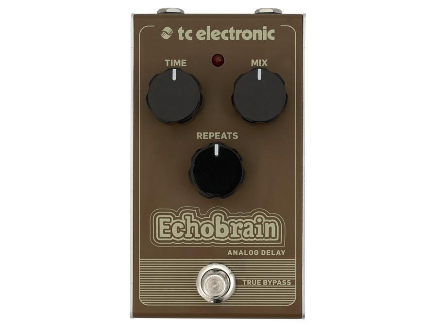 Tc electronic echobrain delay pedal xl