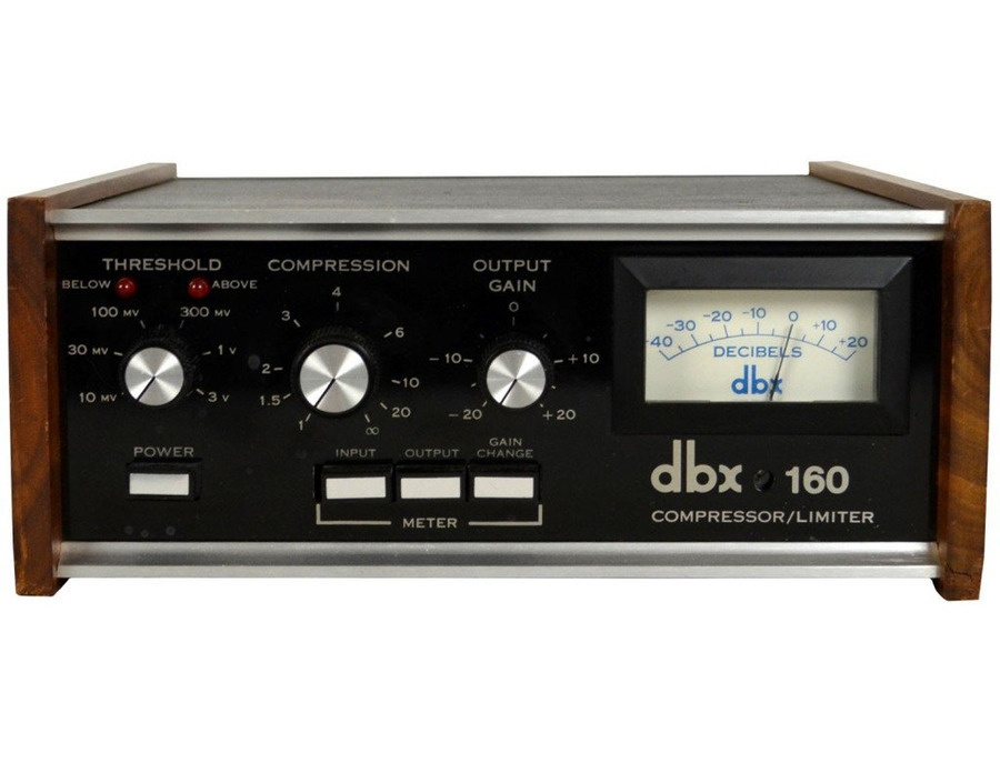 Dbx 160 xl