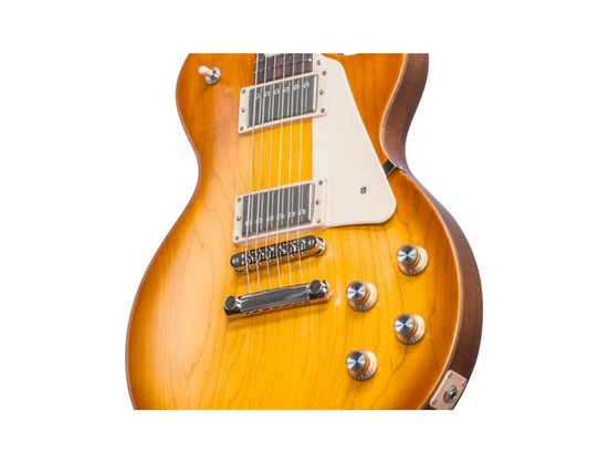 2017 gibson les paul tribute t in honey burst reviews prices equipboard. Black Bedroom Furniture Sets. Home Design Ideas