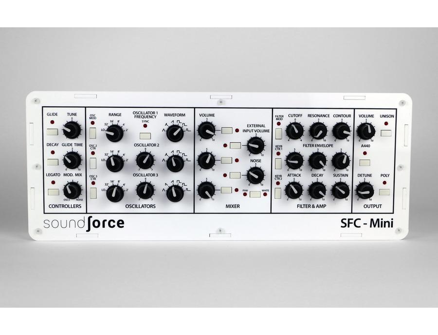 Soundforce SFC-Mini USB Midi controller