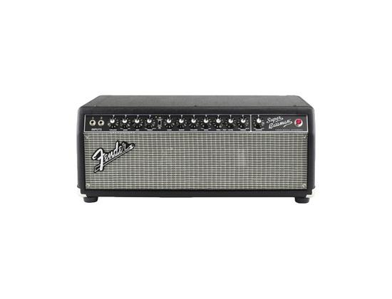 Fender Super Bassman Pro 300W Tube Bass Amp Head