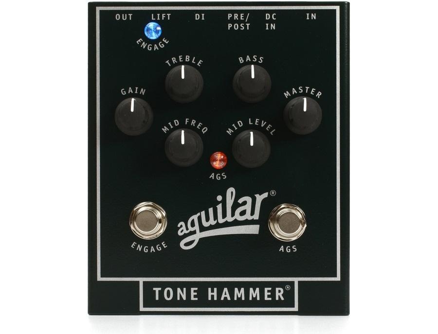 Aguilar tone hammer preamp direct box xl