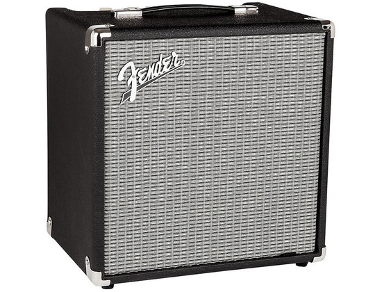 Fender Rumble 25 V3 Bass Combo Amp