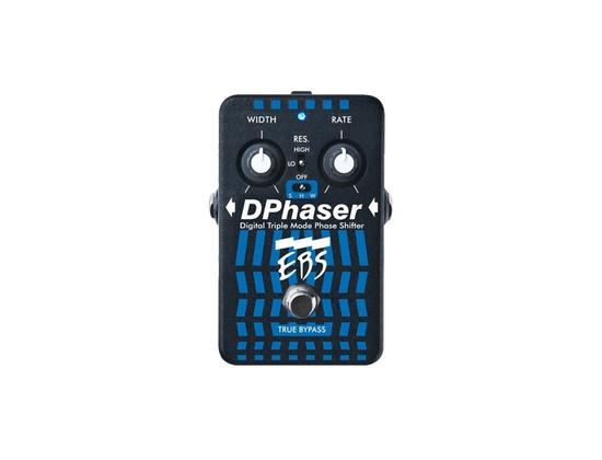 EBS Dphaser Phaser Effect Pedal