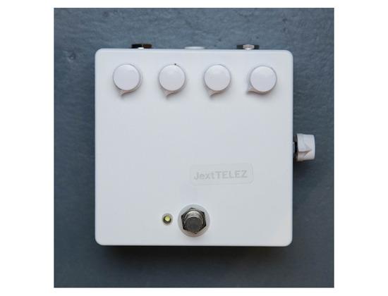 Jext Telez White Pedal