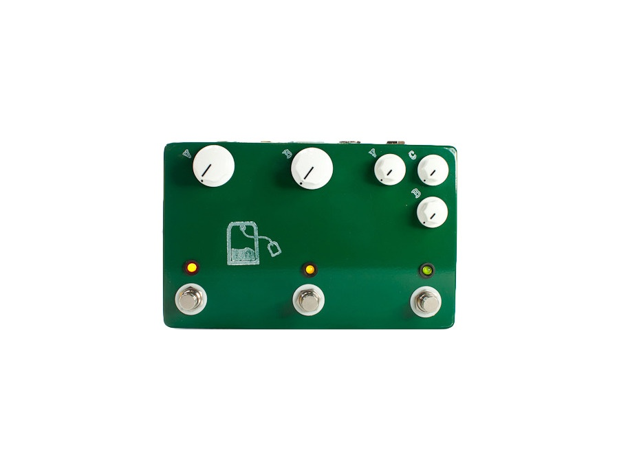 JHS Green Tea Bass Compressor/Boost Pedal