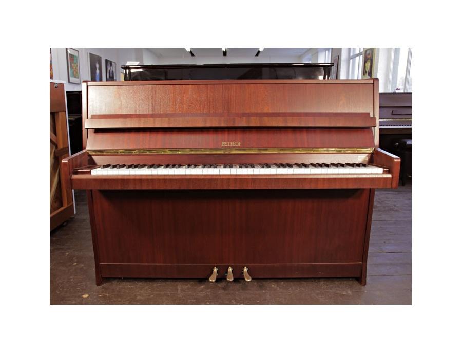 Petrof upright piano xl