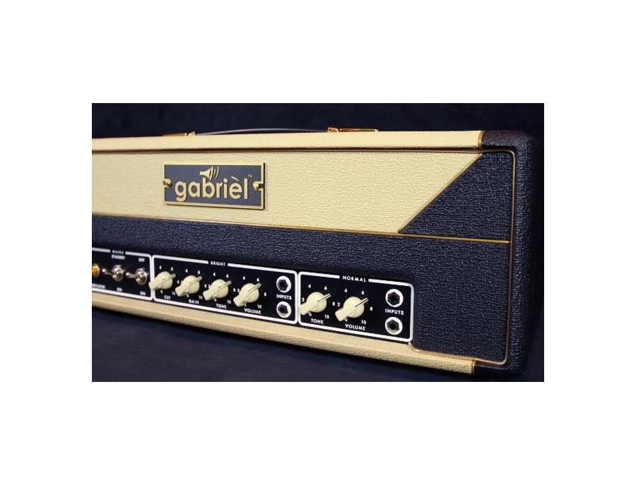 Gabriel v33 guitar amp head xl