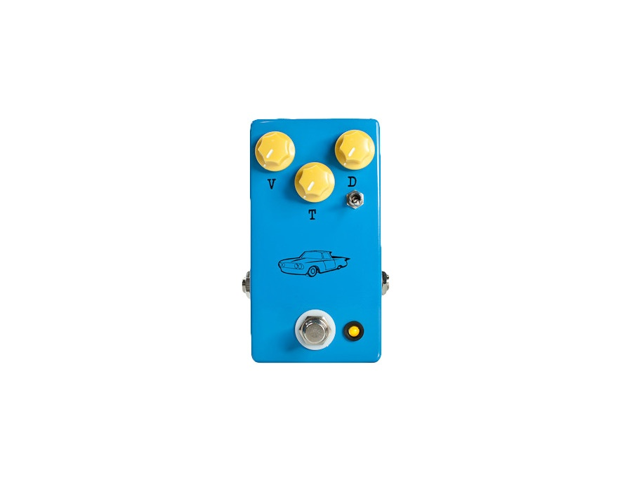 JHS Low Drive Bass Overdrive Pedal V2