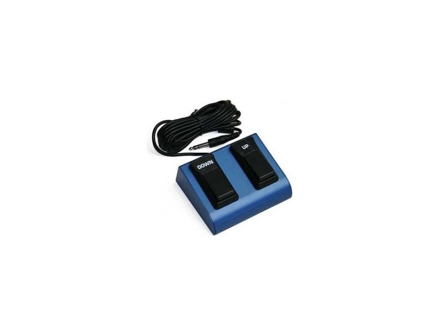 Behringer fs112v footswitch blue xl
