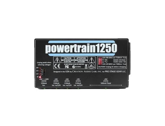 Pedaltrain Powertrain 1250