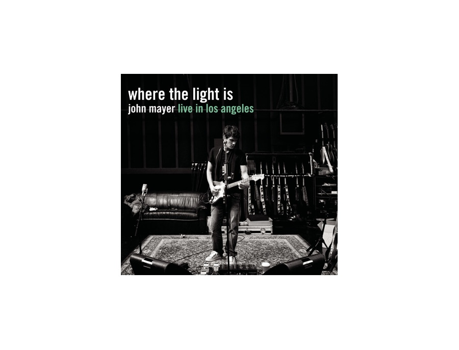 Where The Light Is: John Mayer Live In Los Angeles [Audio CD]