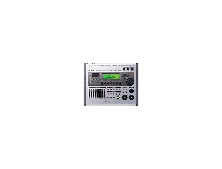 Roland TDW-20 module