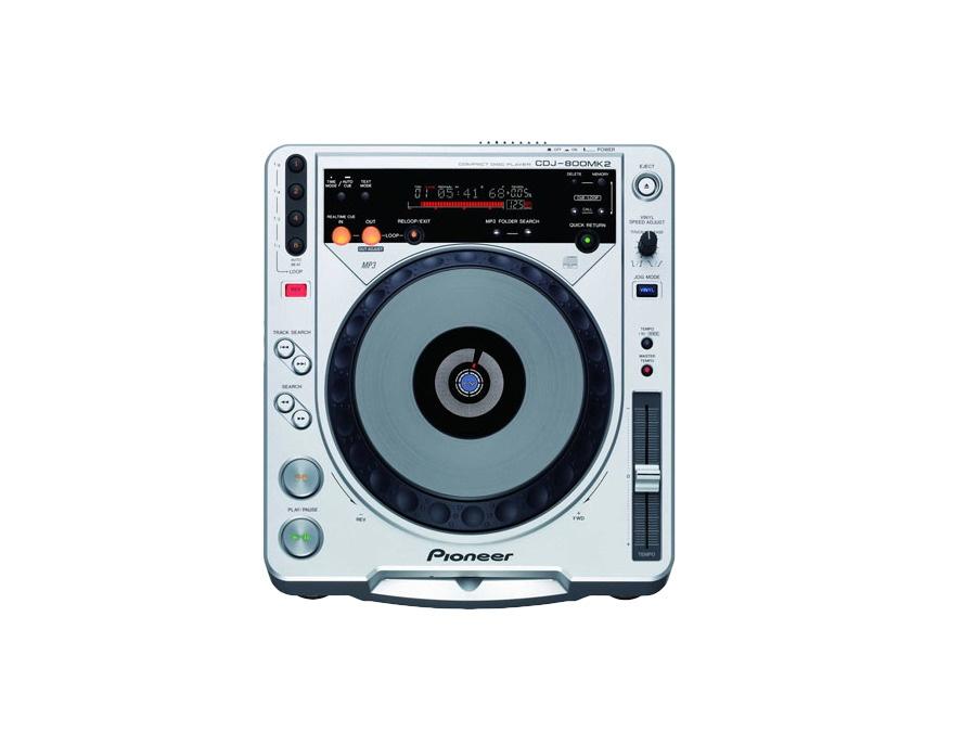Pioneer CDJ-800MK2