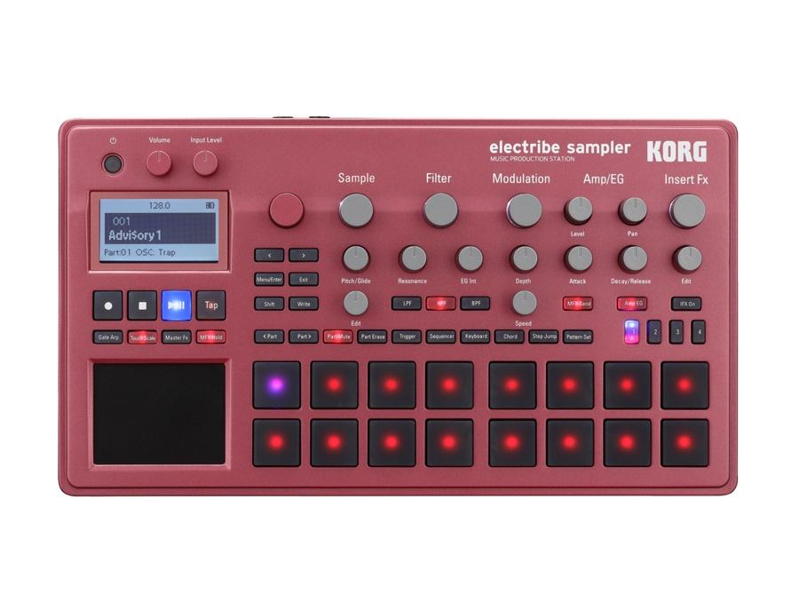 Korg Electribe 2 Red