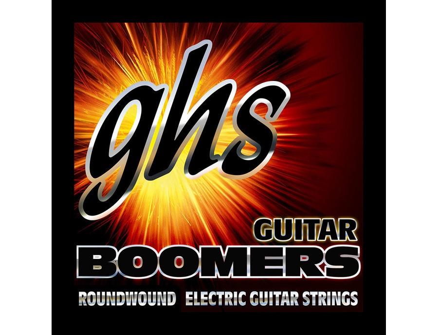 Ghs boomers guitar strings xl