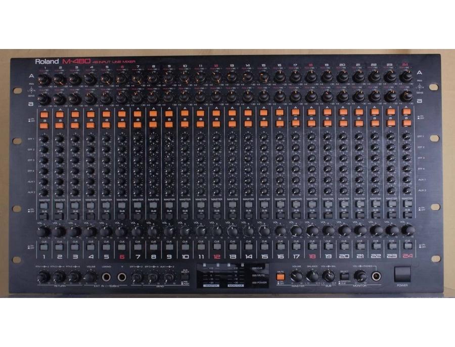 Roland M-480
