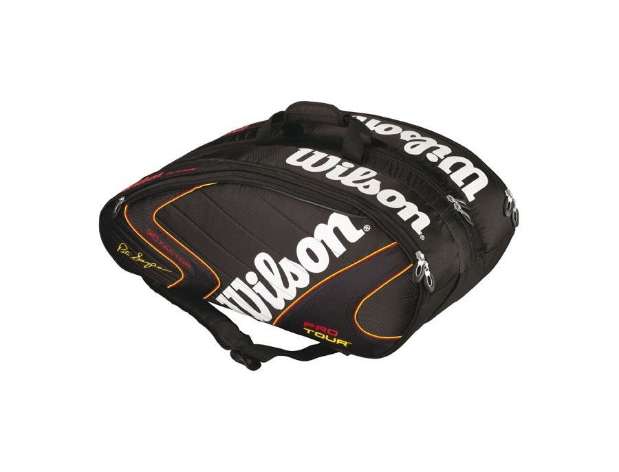 Wilson Pro Tour Sampras Pack Bag
