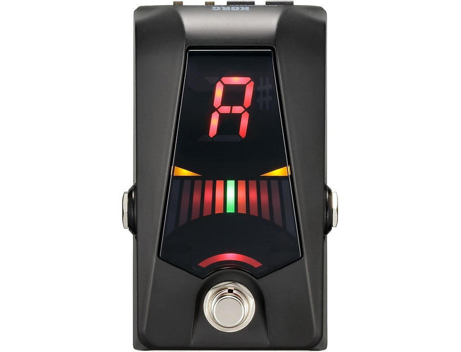 Korg pitchblack advance tuner pedal xl