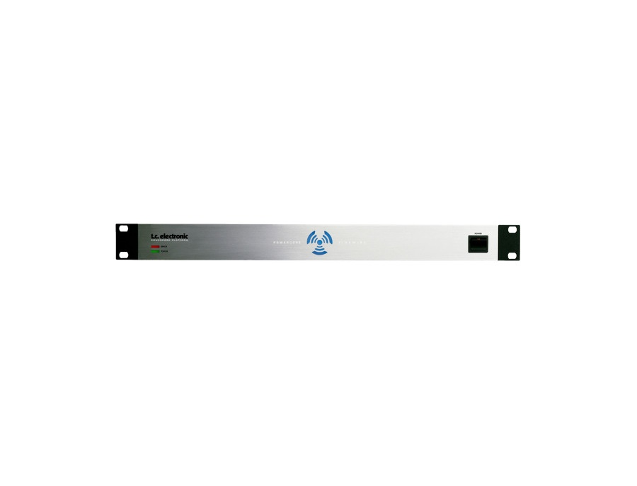 TC Electronic PowerCore FireWire Rackmount Interface