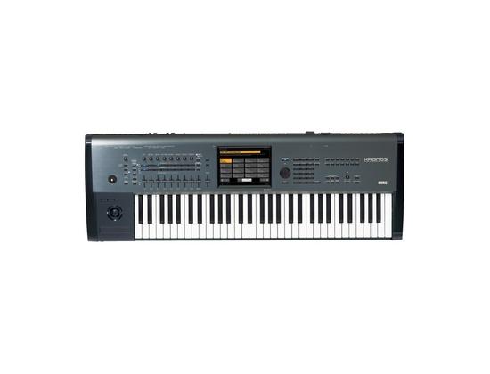 Korg Kronos 61-Key Synthesizer Workstation