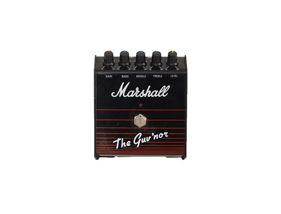 Marshall The Guv'nor Mk1 Overdrive Pedal
