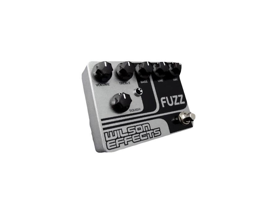 Wilson Effects Fuzz Pedal