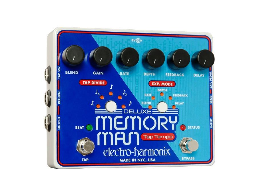 Electro-Harmonix Deluxe Memory Man with Tap Tempo
