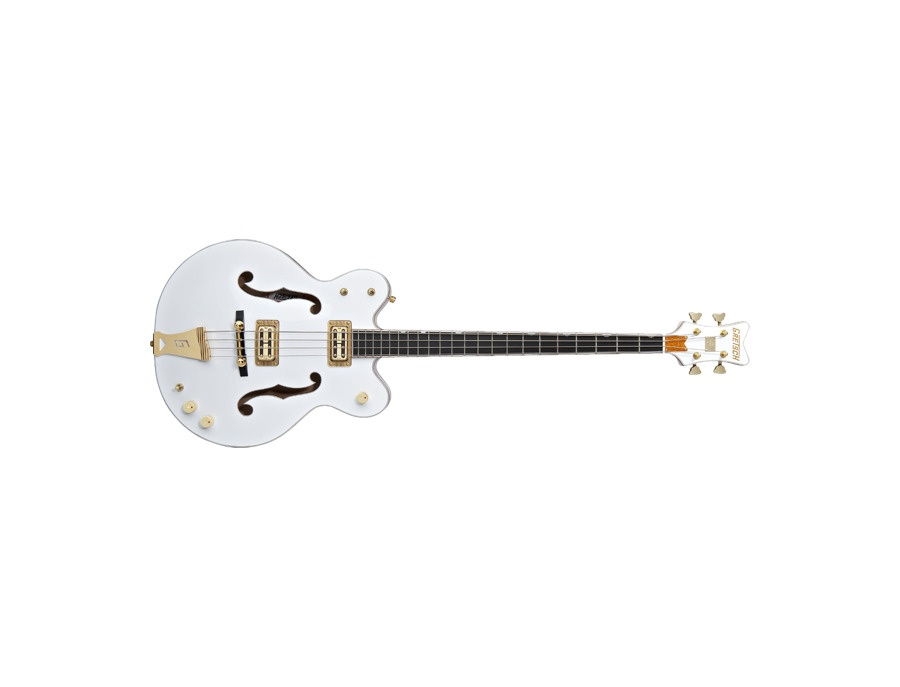 Gretsch G6136LSB White Falcon Bass