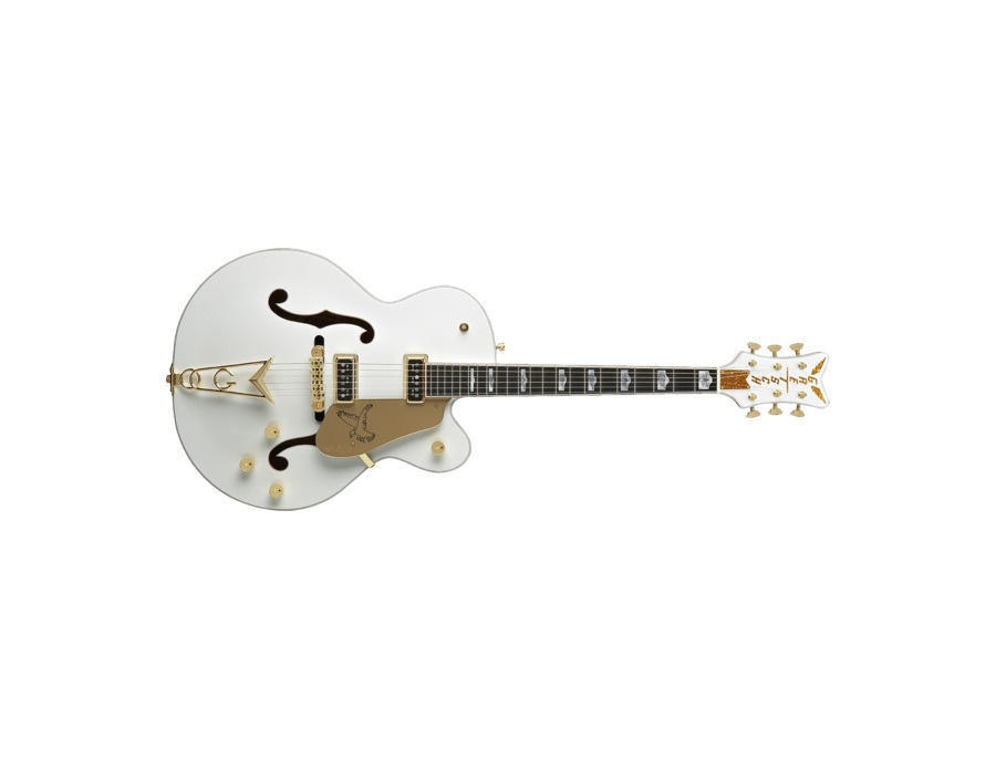 Gretsch G6136DS White Falcon Electric Guitar