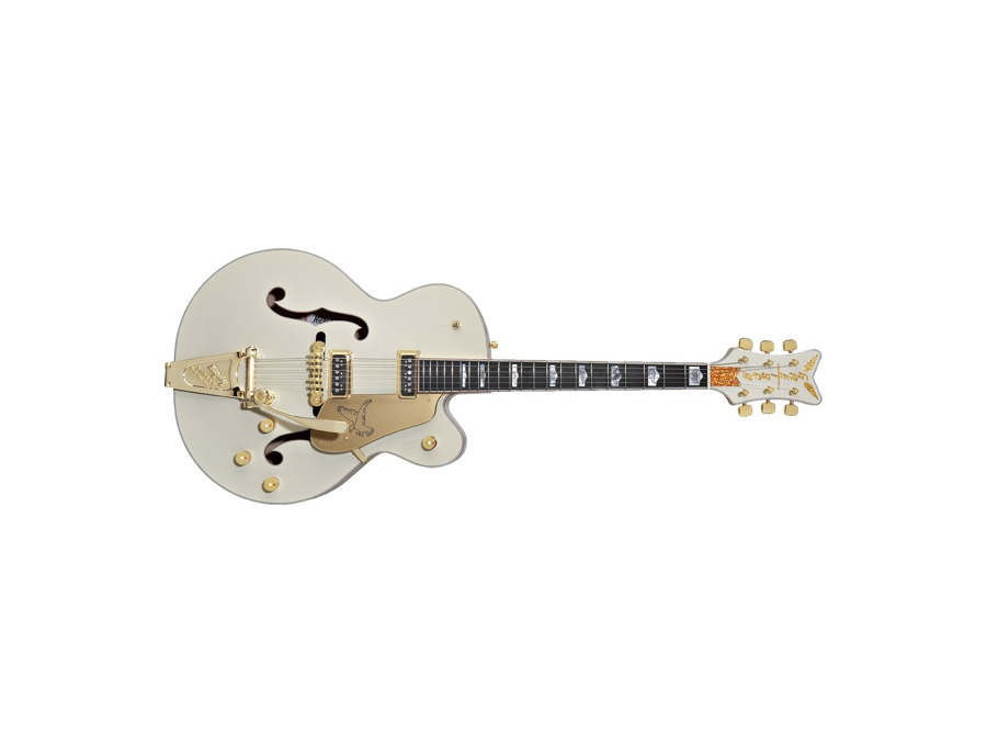 Gretsch G6136TLDS White Falcon Electric Guitar
