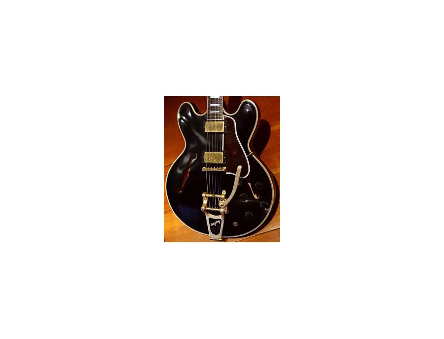 Gibson 1954 Les Paul Custom VOS Ebony