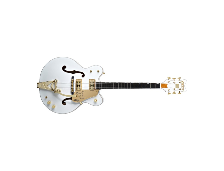 Gretsch G6136DC White Falcon Double Cutaway