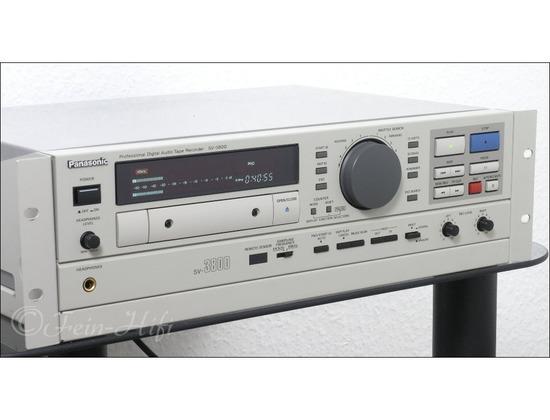 Panasonic SV-3800 DAT