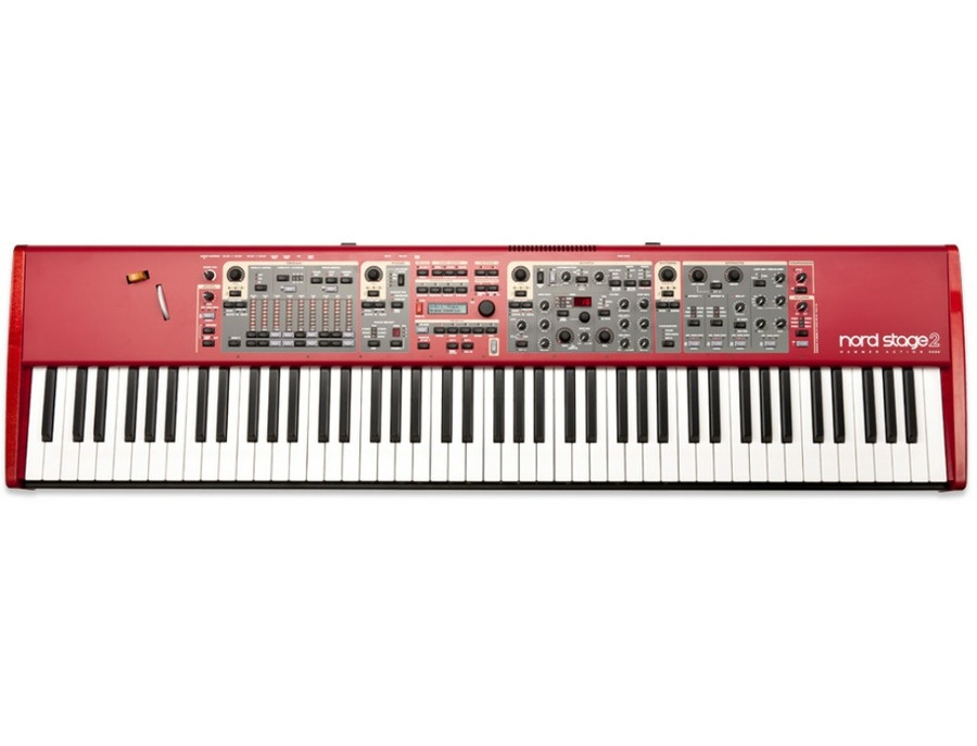 Nord stage 2 88 key stage keyboard xl