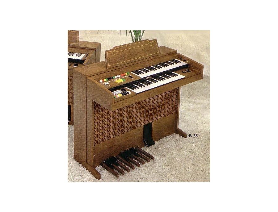Yamaha b 35 electric organ xl