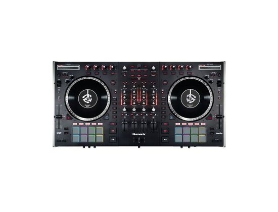 Numark NS7II 4 Channel DJ Performance Controller