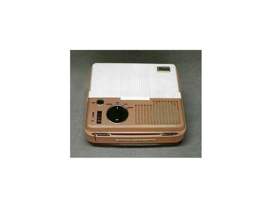 Miny Portable Tape Recorder