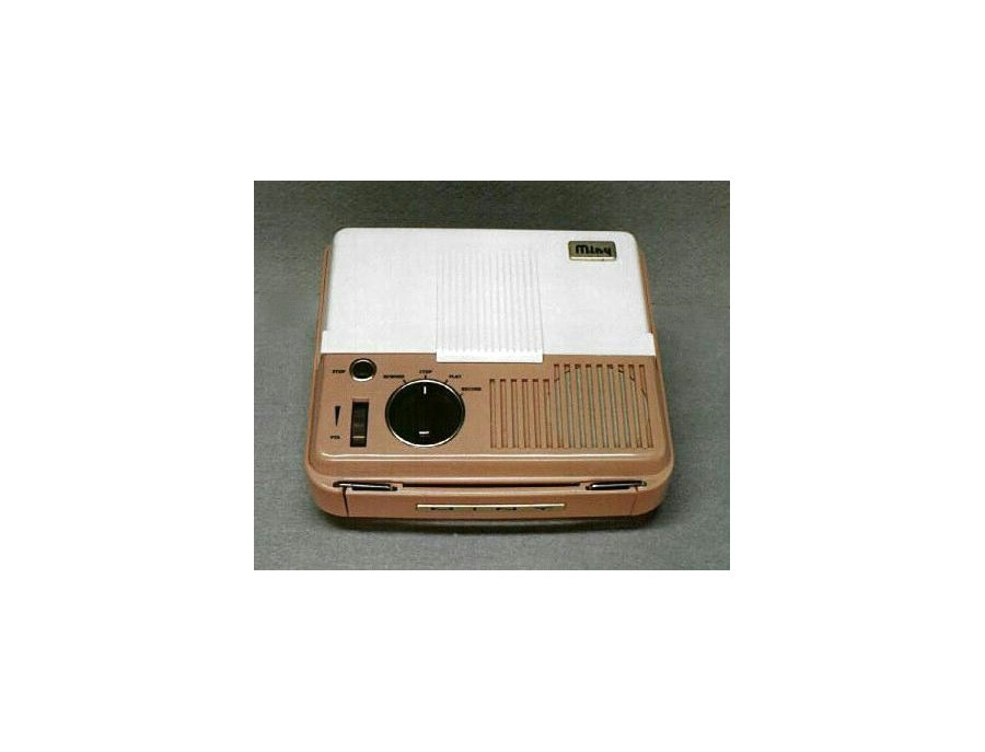 Miny portable tape recorder xl