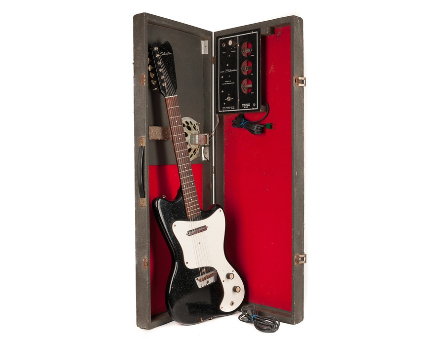 Silvertone 1451 Reviews & Prices | Equipboard®