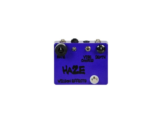Wilson Effects Haze Pedal
