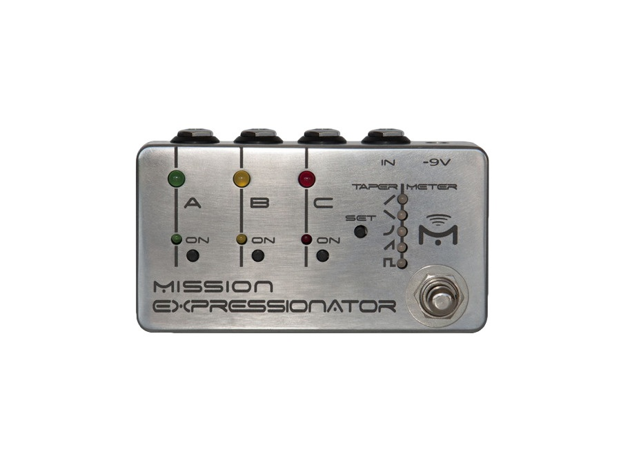 Mission Engineering Expressionator Multi-Expression Controller Pedal