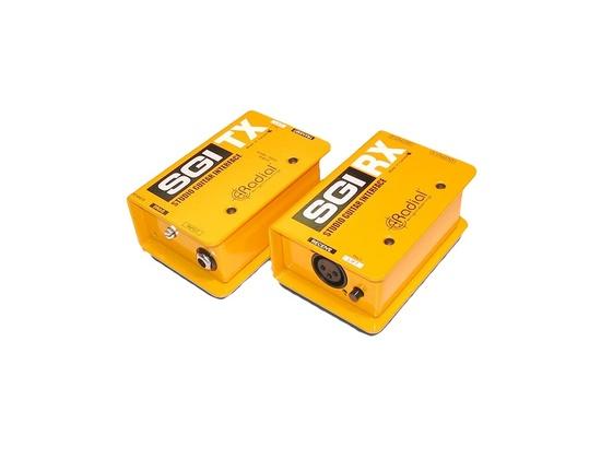 Radial Engineering SGI TX/RX Studio Guitar Interface