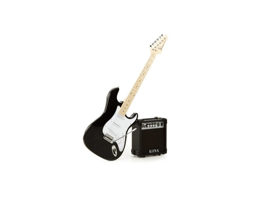 kona electric guitar for dummies guitar and amp combo pack reviews prices equipboard. Black Bedroom Furniture Sets. Home Design Ideas