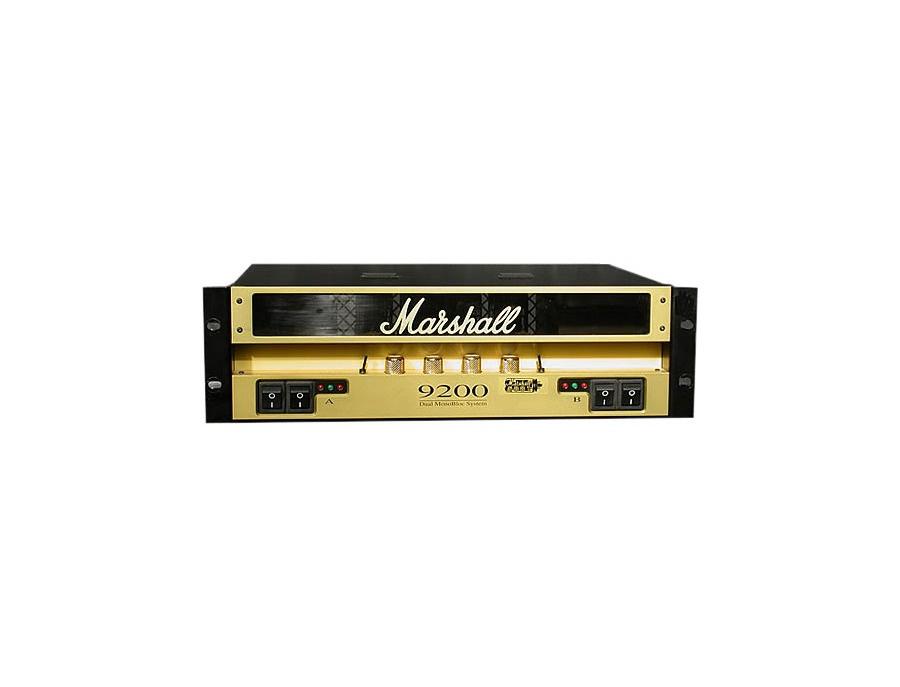 Marshall 9200 monoblock power amp xl