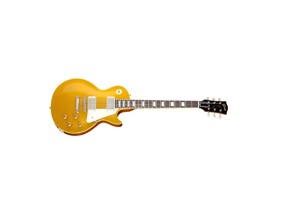 Gibson custom 1957 les paul goldtop reissue xl