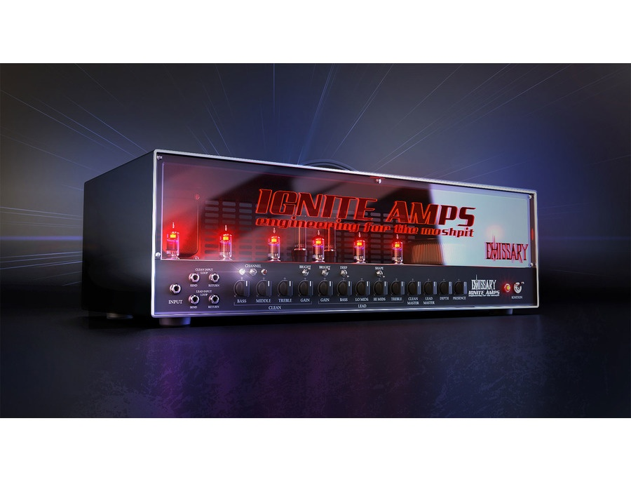 Ignite amps emissary xl