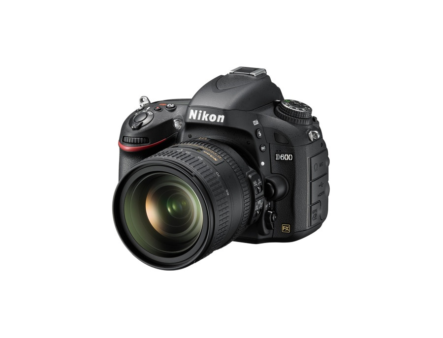 Nikon D600 24.3 MP Digital SLR Camera